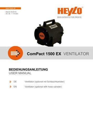 CP 1500 EX