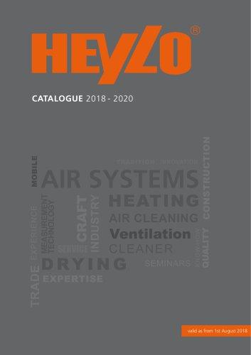 HEYLO Catalogue 2018 - 2020