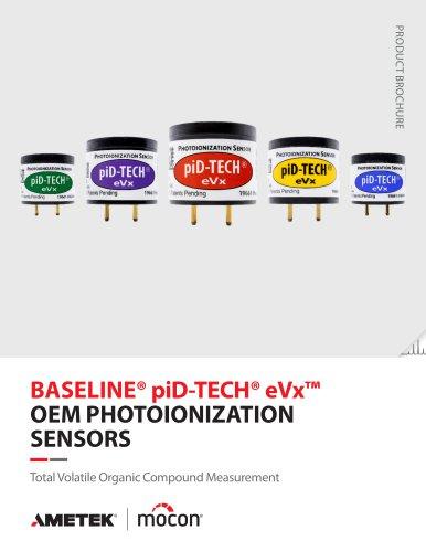 Baseline piD-TECH eVx OEM Photoionization Sensors