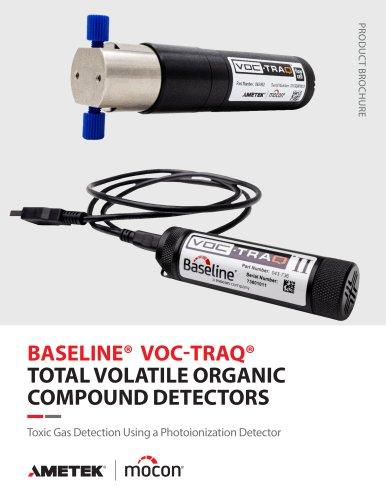Baseline VOC-TRAQ II Flow Cell