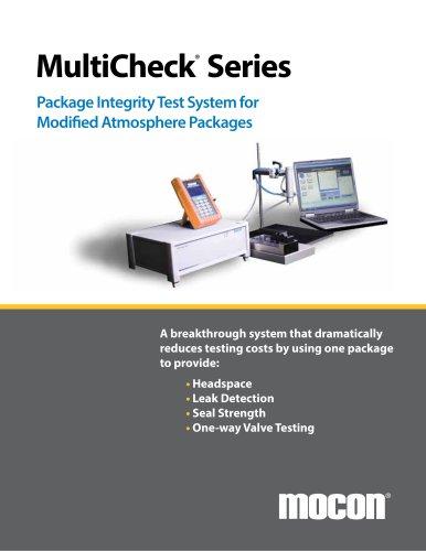 MultiCheck Series