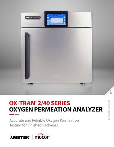 OX-TRAN® Model 2/40 Series