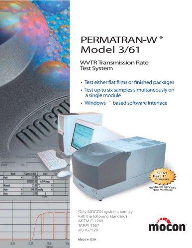 PERMATRAN-W Model 3/61