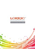 Catalog Lorric