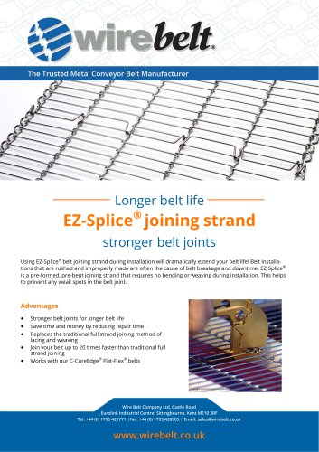EZ-Splice® joining strand