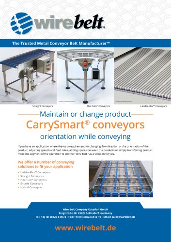 Flex-Turn® Conveyor