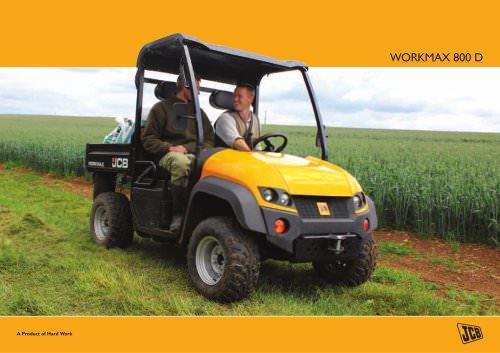 WORKMAX 800 D