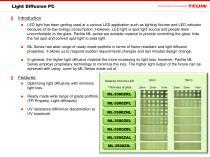 Light Diffusion PC