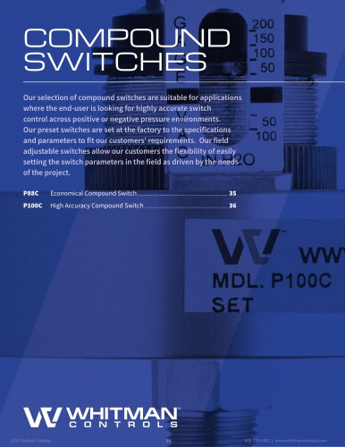 COMPOUND SWITCHES