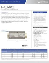 DIFFERENTIAL PRESSURE SWITCHES - 2