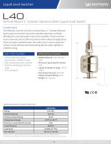 Liquid Level Switch - 10
