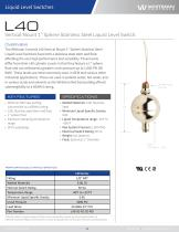 Liquid Level Switch - 11