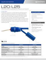 Liquid Level Switch - 6