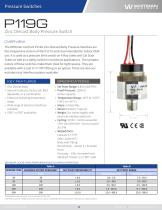 Pressure Switch - 10