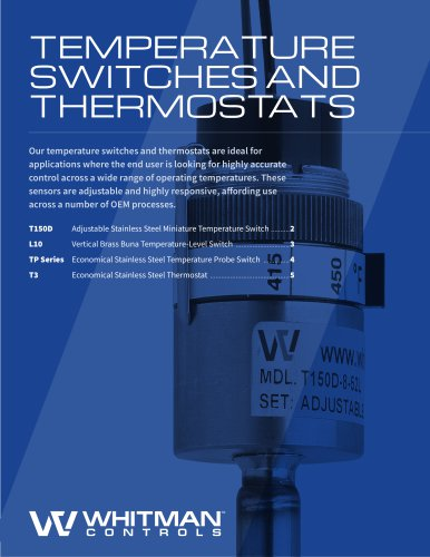 Temperature Switch