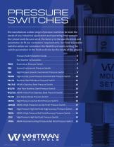 Whitman Controls 2018-2019 Full Product Catalog - 4