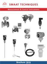 Measurement & Control Instruments brochure 2018