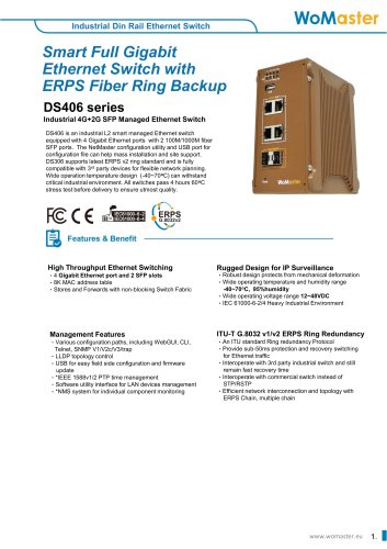 DS406