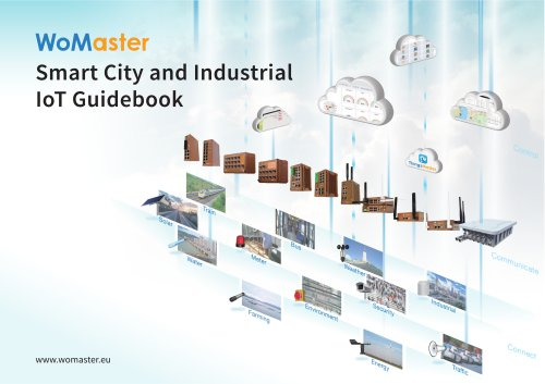 Smart City and Industrial IoT Guidebook   WoMaster
