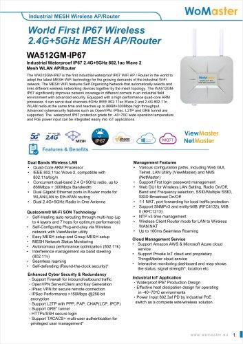 WA512GM-IP67
