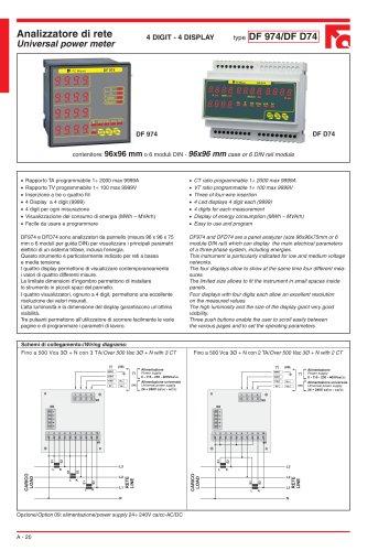 Universal power meter