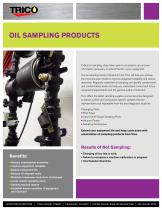 Oil  Sampling products - 1