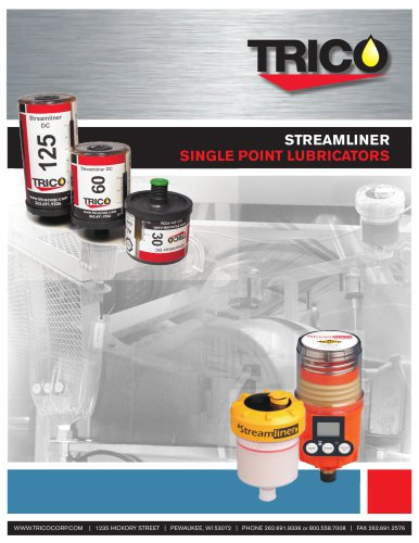 Streamliner Products