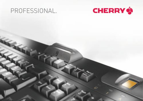 CHERRY keyboard