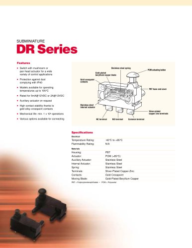 DR series