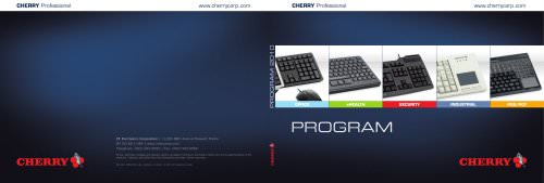 Keyboard Catalog