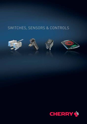 SWITCHES, SENSORS & CONTROLS