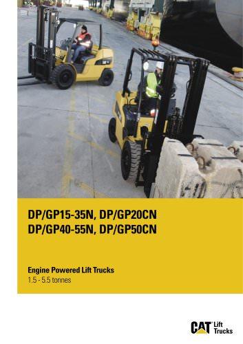 IC 1.5-5.5 tonnes Trucks