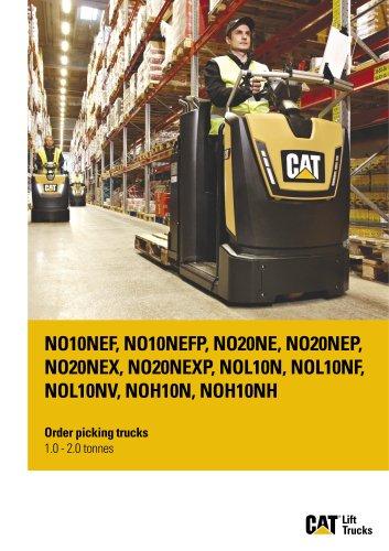 Order Picking Trucks Brochure
