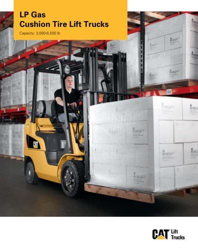 Cushion Tire Lift Trucks