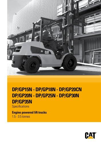 DP/GP15-35(C)N