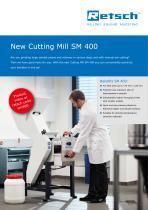 New Cutting Mill SM 400