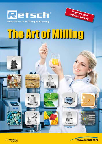 White paper: The Art of Milling