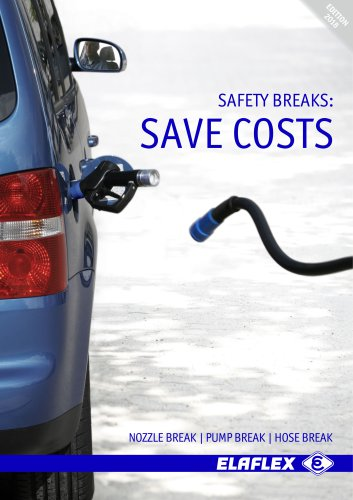 ELAFLEX Brochure: Safety Breaks - Save costs
