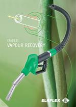 ELAFLEX Brochure: Stage II Vapour Recovery