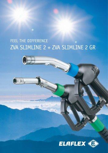 ELAFLEX Brochure: ZVA Slimline 2 / 2 GR (Zapfventile)