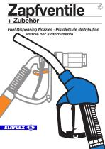 ELAFLEX Catalogue Section 5: Fuel Dispensing Nozzles + Spare Parts