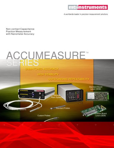 ACCUMEASURE 9000