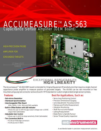 ACCUMEASURE AS-563