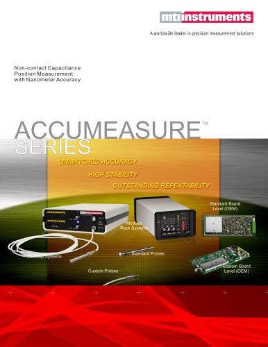 ACCUMEASURE SERIES 9000
