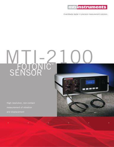 MTI- 2100 Fotonic Sensor