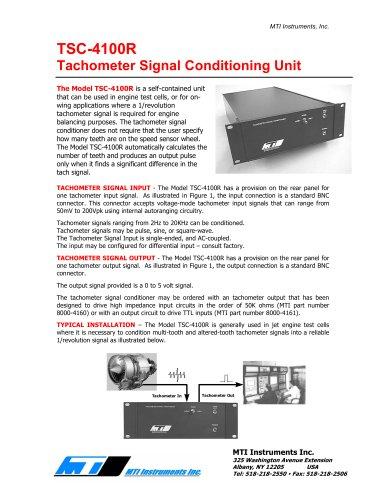 TSC-4100R