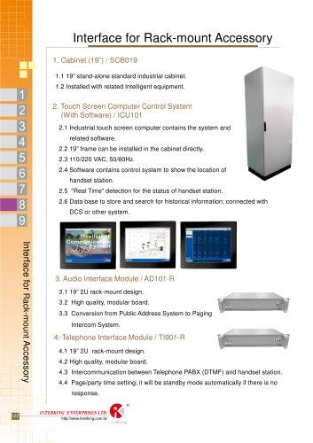 Public Address System-SCB019