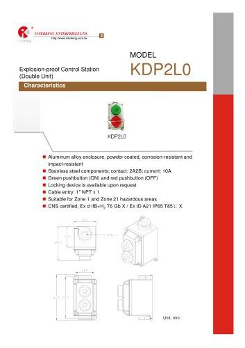Safety Control-Control Station (KDP2L0)