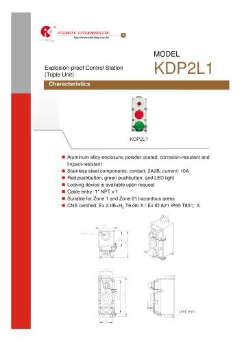 Safety Control-Control Station (KDP2L1)