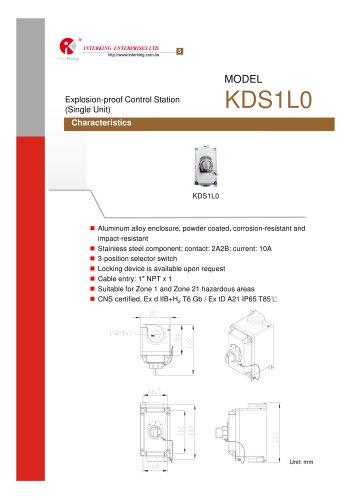 Safety Control-Control Station (KDS1L0)